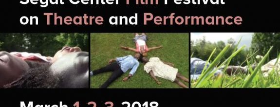 Triangle Trade at Segal Center Film Festival on Theatre and Performance 2018!